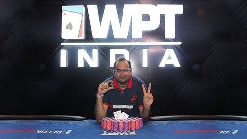 Poker In India: Mantri wins WPTDeepStacks India; Match IPL drops Pune Knights