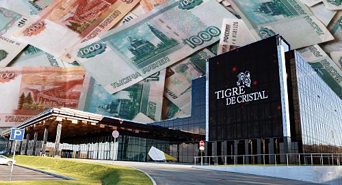 tigre-de-cristal-casino-tax-hike