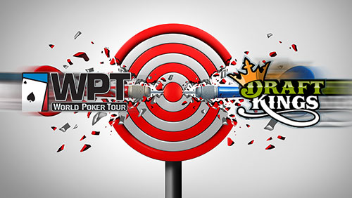WPT and DraftKings kiss and make up for European partnership
