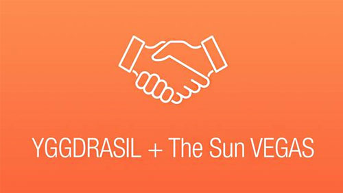 Yggdrasil agrees Sun Vegas deal with Tabcorp