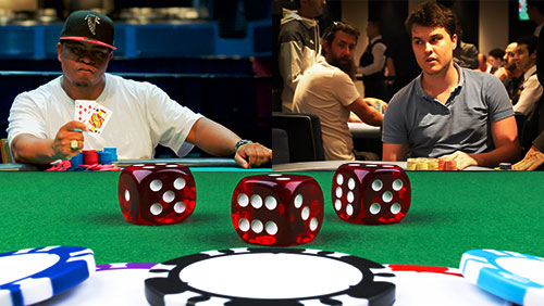 3: Barrels: Johnson & Lees win WSOPC titles; Ponte battered?