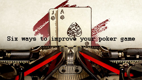 6 Ways Journaling Will Improve Your Poker Game