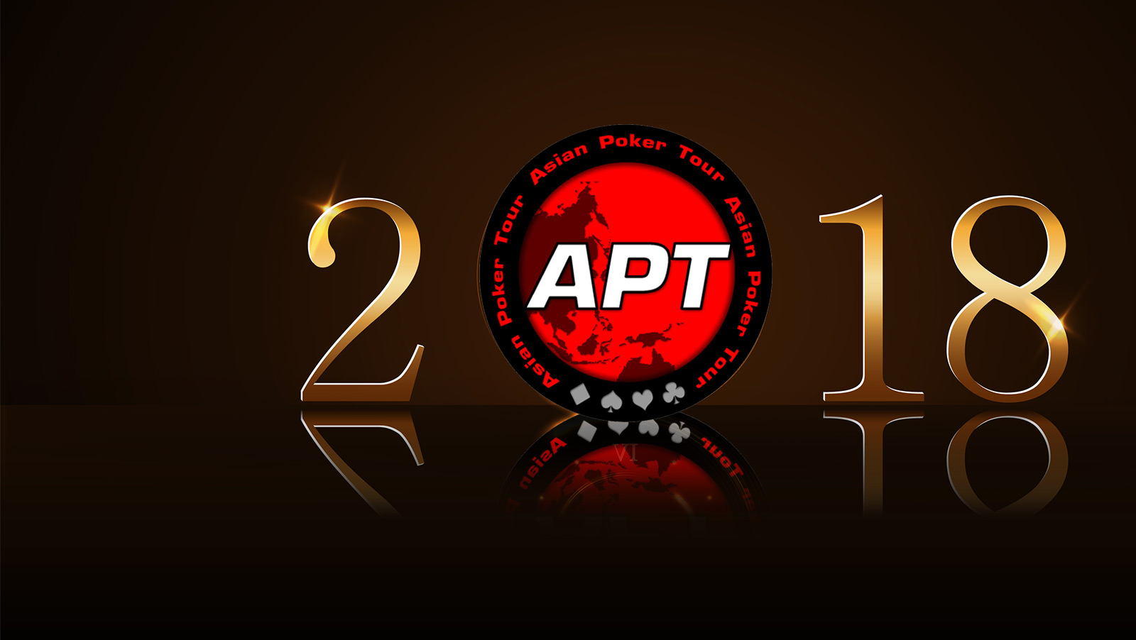 The Asian Poker Tour in 2018