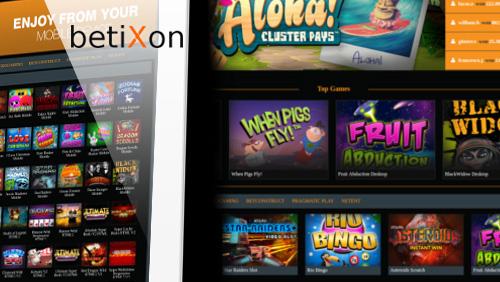 Betixon releases an exclusive slot on 1xbet