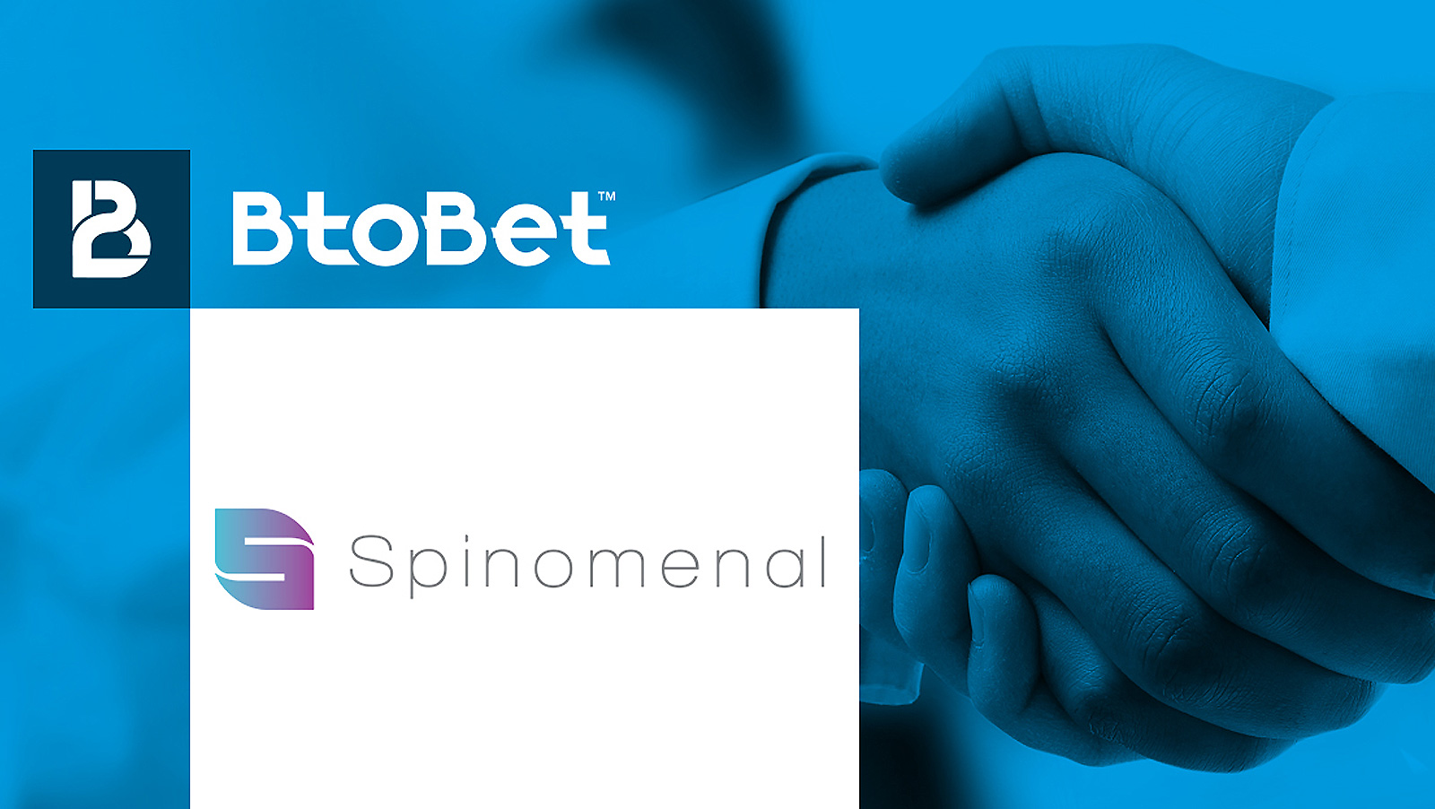 BtoBet and Spinomenal new partners in iGaming