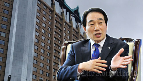 Cronyism charges sends ex-Kangwon Land boss in jail