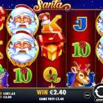 Enjoy festive fun in Pragmatic Play's Santa