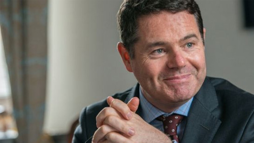 Irish FM shelves double tax on betting amid job loss warnings