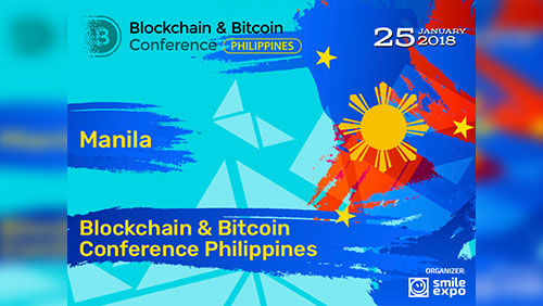 Manila to host Blockchain & Bitcoin Conference Philippines