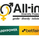 Paddy Power Betfair joins the All-in Diversity Project as a founding member and participant