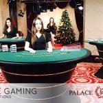 Palace casino live dealer studio goes live with Ezugi