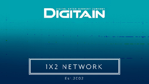 Digitain signs 1X2 Network distribution deal