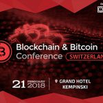Geneva (Switzerland) to host Blockchain & Bitcoin Conference for the first time