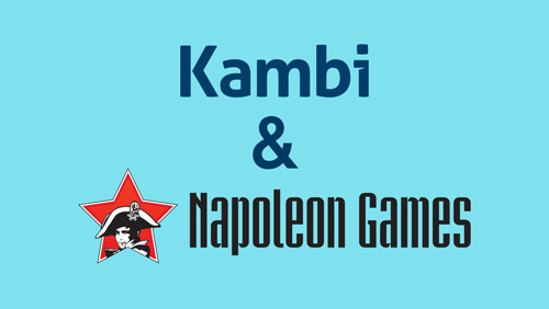 Kambi and Napoleon Games agree multi-year contract extension