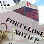 Asian-themed Lucky Dragon casino faces foreclosure auction