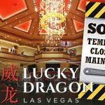 Asian-themed Vegas casino Lucky Dragon shuts gaming operations