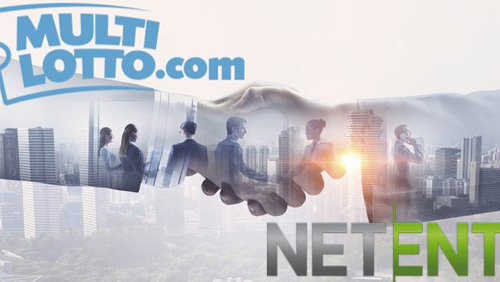 NetEnt live across Multilotto MGA platforms