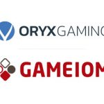 ORYX Gaming content powers up GAMEIOM platform