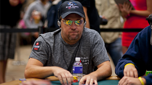 PCA Reports: Captain America Chris Moneymaker on BetStars; Kids, and the $25k