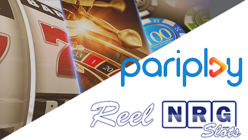 ReelNRG pairs with Pariplay