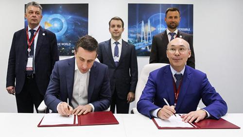 Waves establishes strategic partnership with International Financial Center Astana