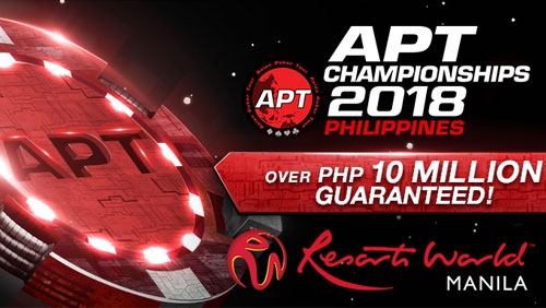 Over ₱10 Million in Guarantees Set for APT Philippines Championships 2018