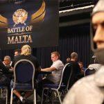 The Battle of Malta heats up as Malta Poker Festival enters the fight
