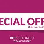 BetConstruct announces a new promotion!