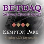 BETDAQ to sponsor major Kempton Park fixture