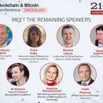 Blockchain & Bitcoin Conference Switzerland to examine non-standard blockchain application