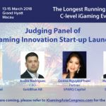 The first gaming innovation launchpad in Asia hosted by the 10th Annual iGaming Asia Congress (iGA)