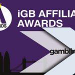 Gambling.com Group Plc wins the iGB Affiliate Award for Best Casino Website