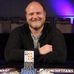 Keven Stammen picks up first WSOP gold ring