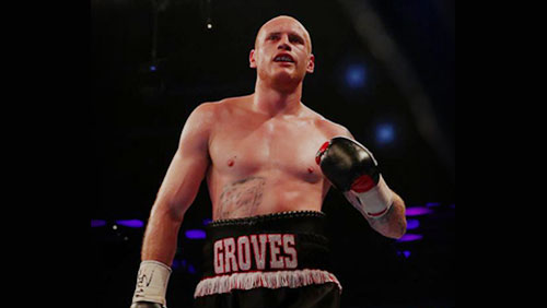 Mansion Sponsor George Groves Through Project11