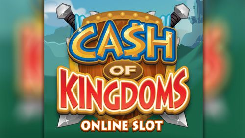 Microgaming hits the mark with Cash of Kingdoms online slot