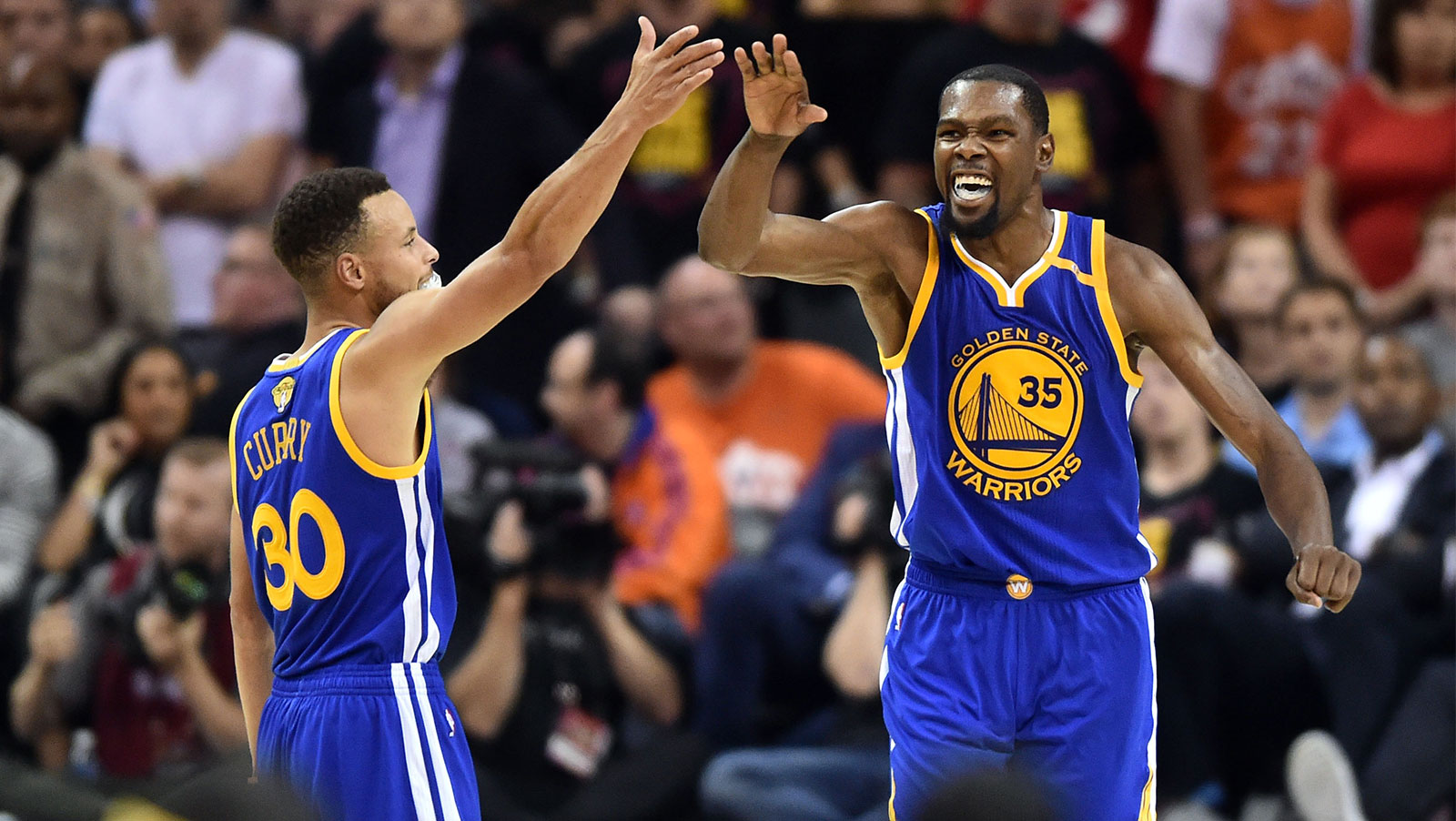 NBA Western Conference Odds: Warriors Leading Rockets