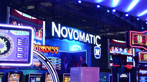Novomatic signs with Sportradar for sports betting solution