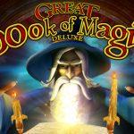 Wazdan launch blockbuster Great Book of Magic Deluxe at ICE