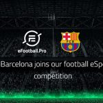 Barcelona's new esports team to compete in eFootball.Pro league