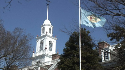 Delaware lawmakers shelve casino tax relief bill
