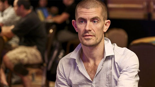 Gus Hansen sits down for high-stakes action in Bobby's Room