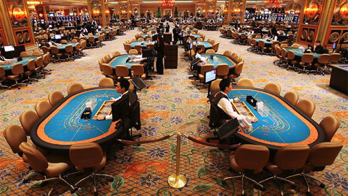 Japanese gamblers face restrictions on casino visits