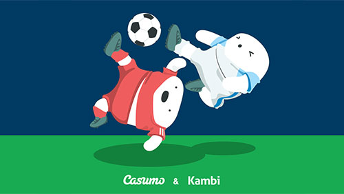 Kambi signs gamification-led sports deal with Casumo