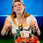Loni Harwood wins WSOP Las Vegas high-roller tourney