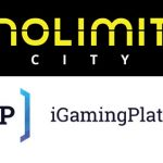 Nolimit City and iGaming Platform announce joint partnership deal
