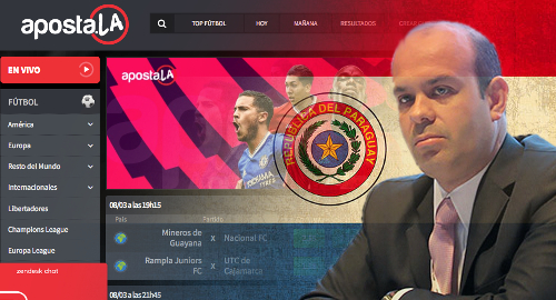 paraguay-gaming-regulator-sports-betting-controversy