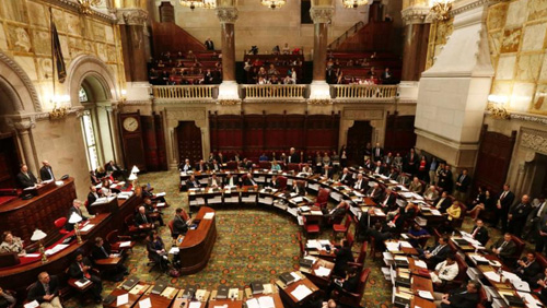 Poker & sports wagering in NY Senate budget proposal; Powerball winner update