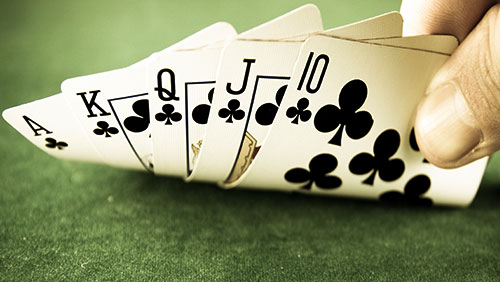 The proliferation of the playwright poker player