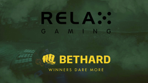 Relax Gaming partners Bethard Group in content deal