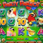 Slots Capital introduces colourful new Party Parrot slot from rival with 50 free spins